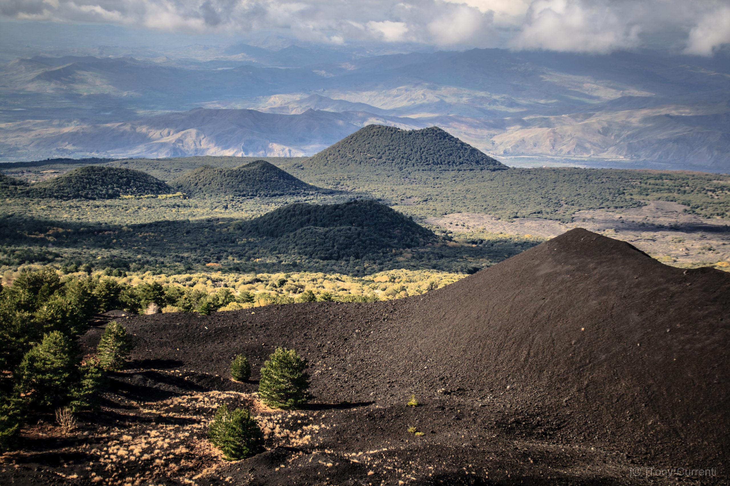 etna crateri silvestri, etna sud, nicolosi